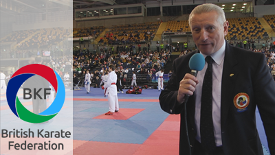 IFDNRG live webcast for the British Karate Federation Open Championship